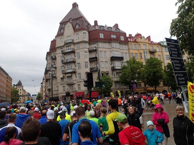 Stockholm Marathon 2015 - Tor Rønnow