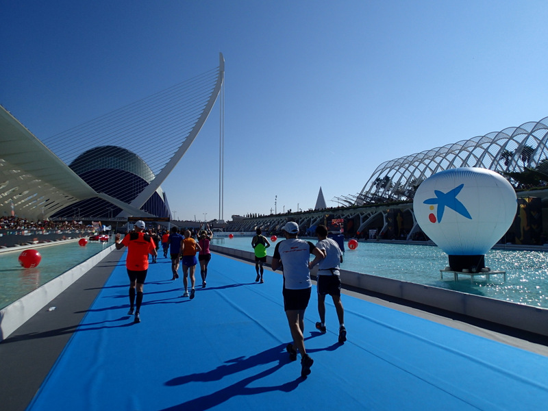 Valencia Marathon - Tor Rønnow