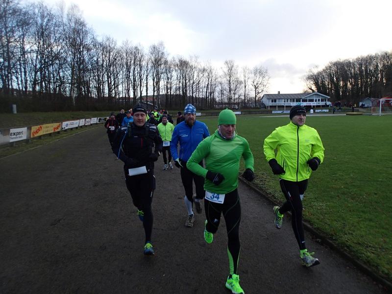 Kalundborg Vintermarathon 2015 - Tor Rønnow