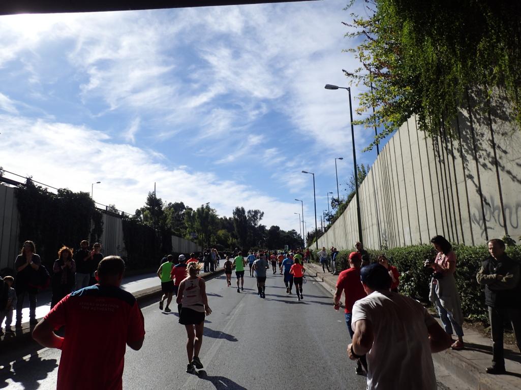 Athens Classical Marathon 2016 - Tor Rønnow