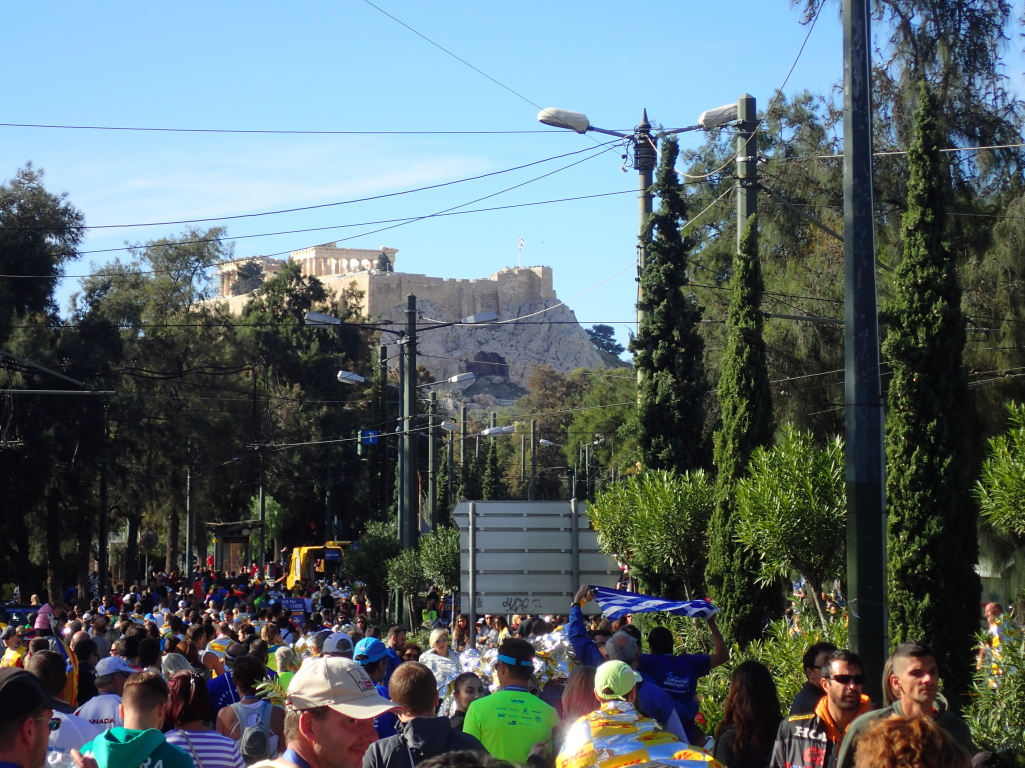 Athens Classical Marathon 2016 - Tor Rønnow - motionsløb.dk