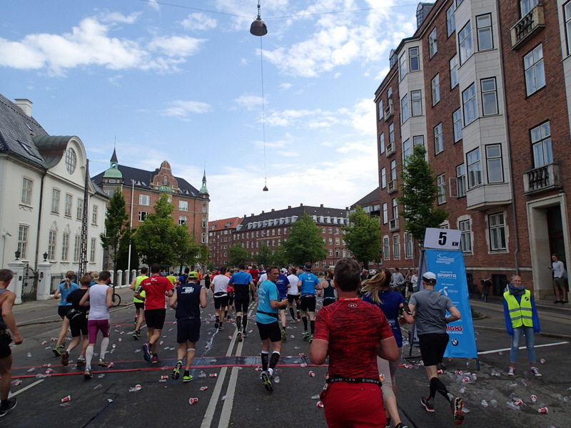 Telenor Copenhagen Marathon 2016 - Tor Rønnow