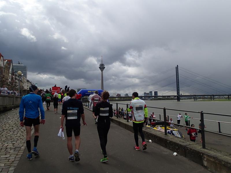 Düsseldorf Marathon 2016