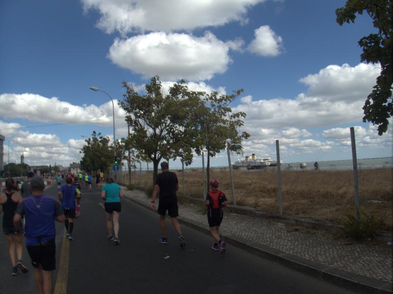 Lisbon Marathon 2016 - Tor Rønnow
