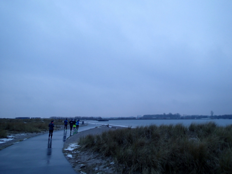 Ø-Marathon 09 januar 2016 - Tor Rønnow