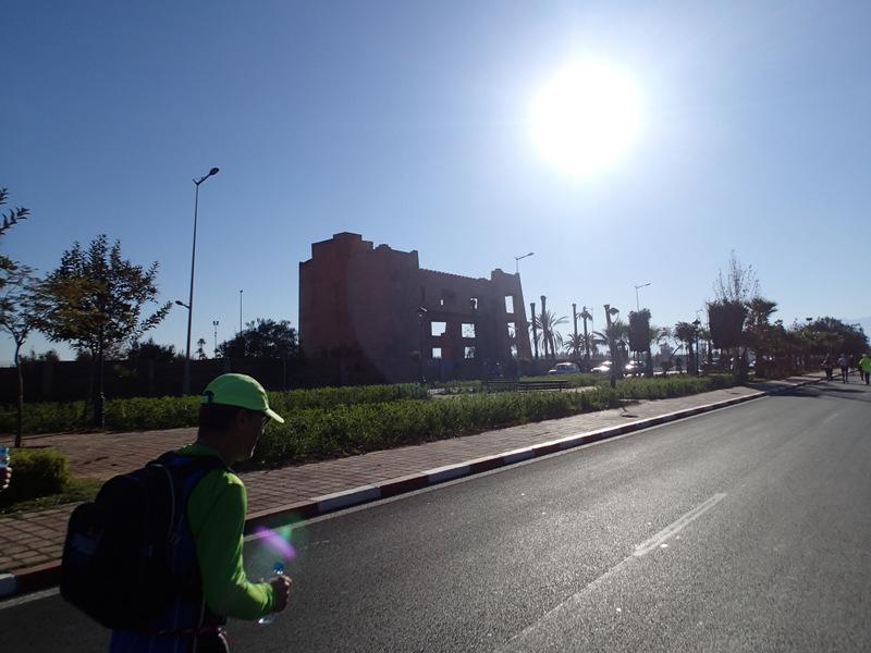 Marrakech Marathon 2016