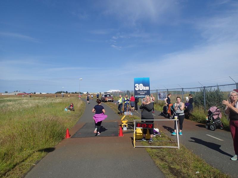 Reykjavik Marathon 2016 - Tor Rønnow