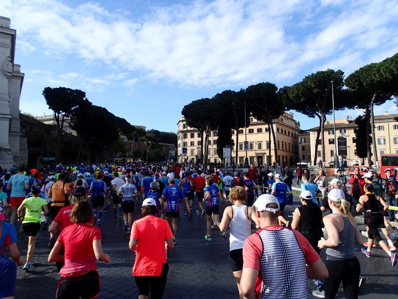 Maratona di Roma 2016 - Tor Rønnow