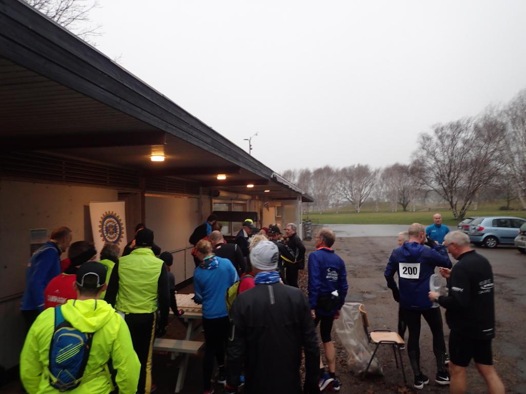 Socialmarathon 2016 - Tor Rønnow
