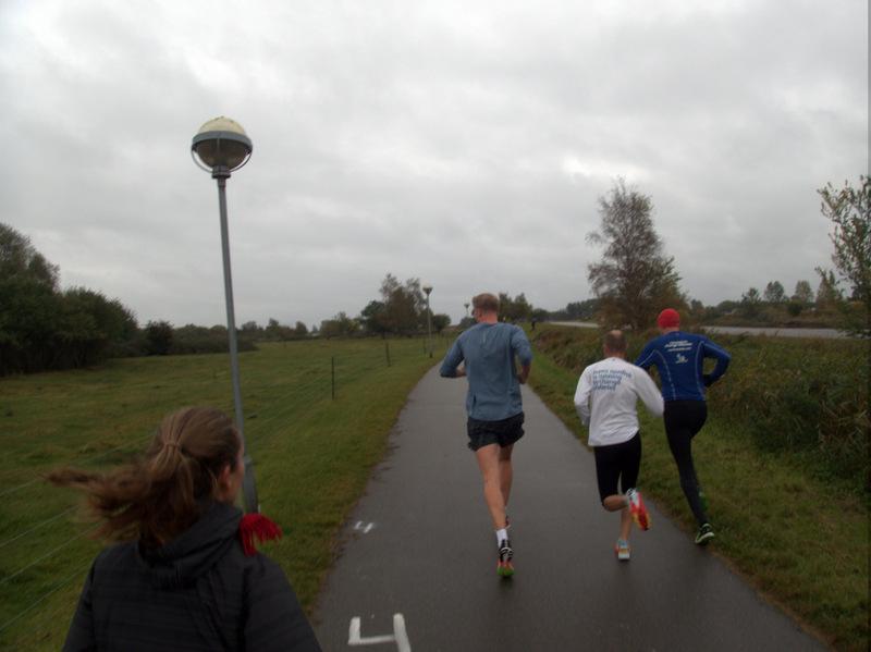 Sydkystløbet Marathon 2016 Efterår - Tor Rønnow