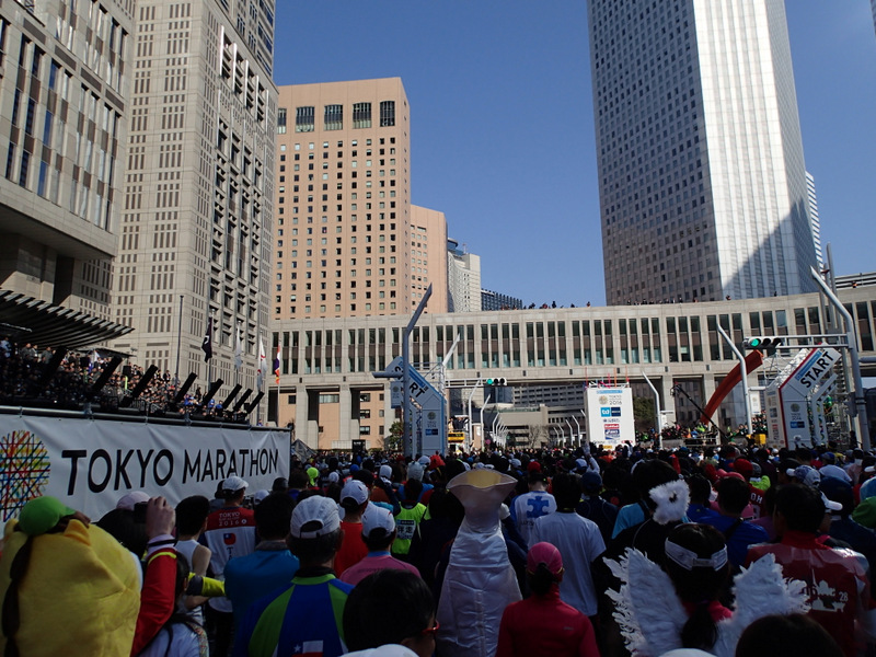 Tokyo Marathon 2016 - Tor Rønnow