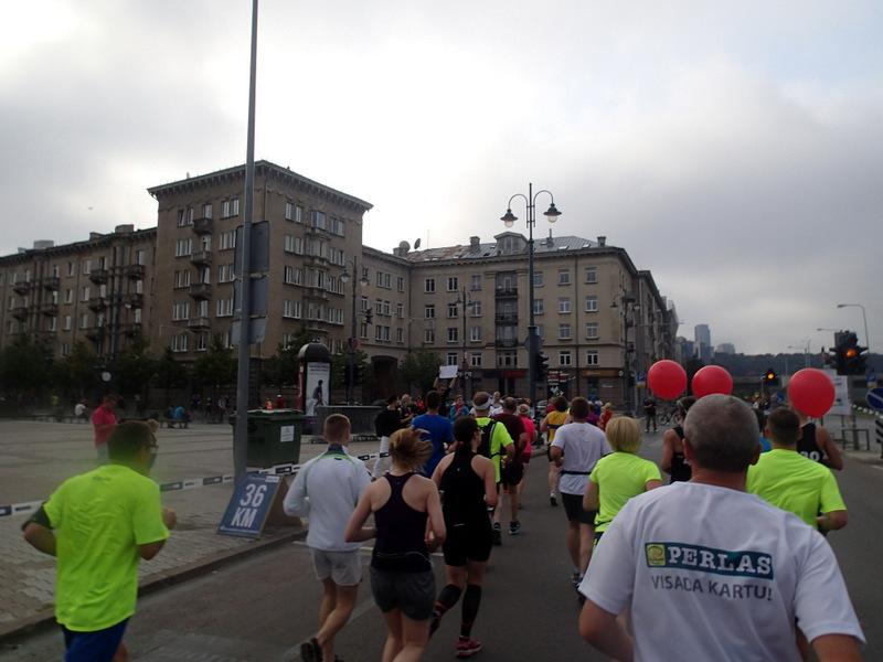 Vilnius Marathon 2016 - Tor Rønnow