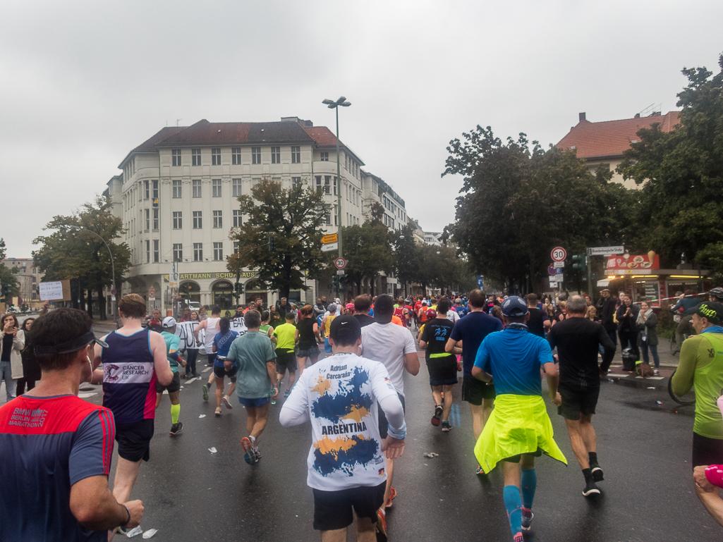 Berlin Marathon 2017 - Tor Rønnow