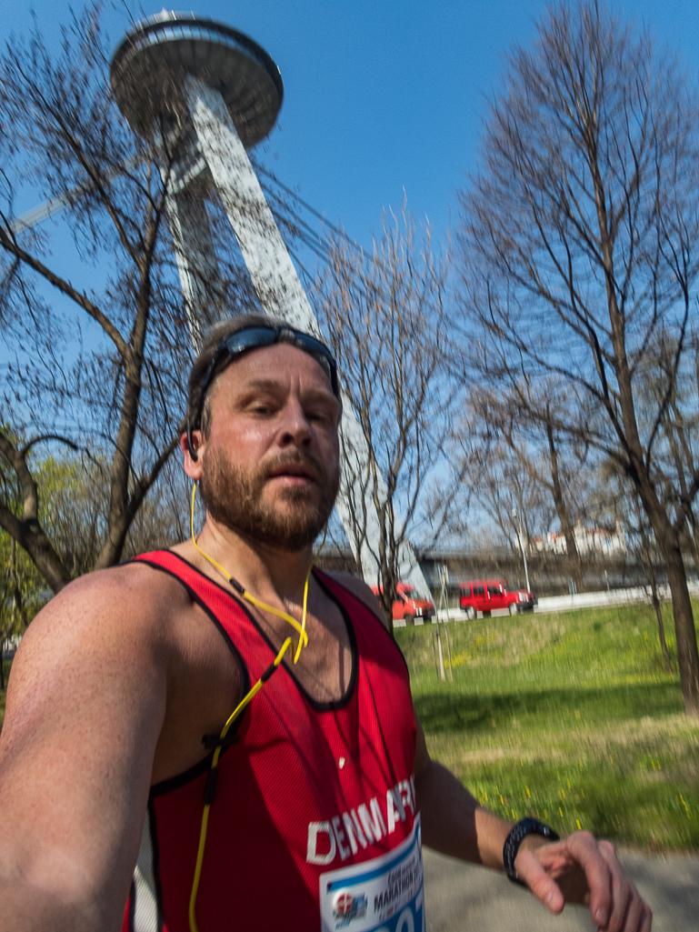 Bratislava Marathon 2017 - Tor Rønnow