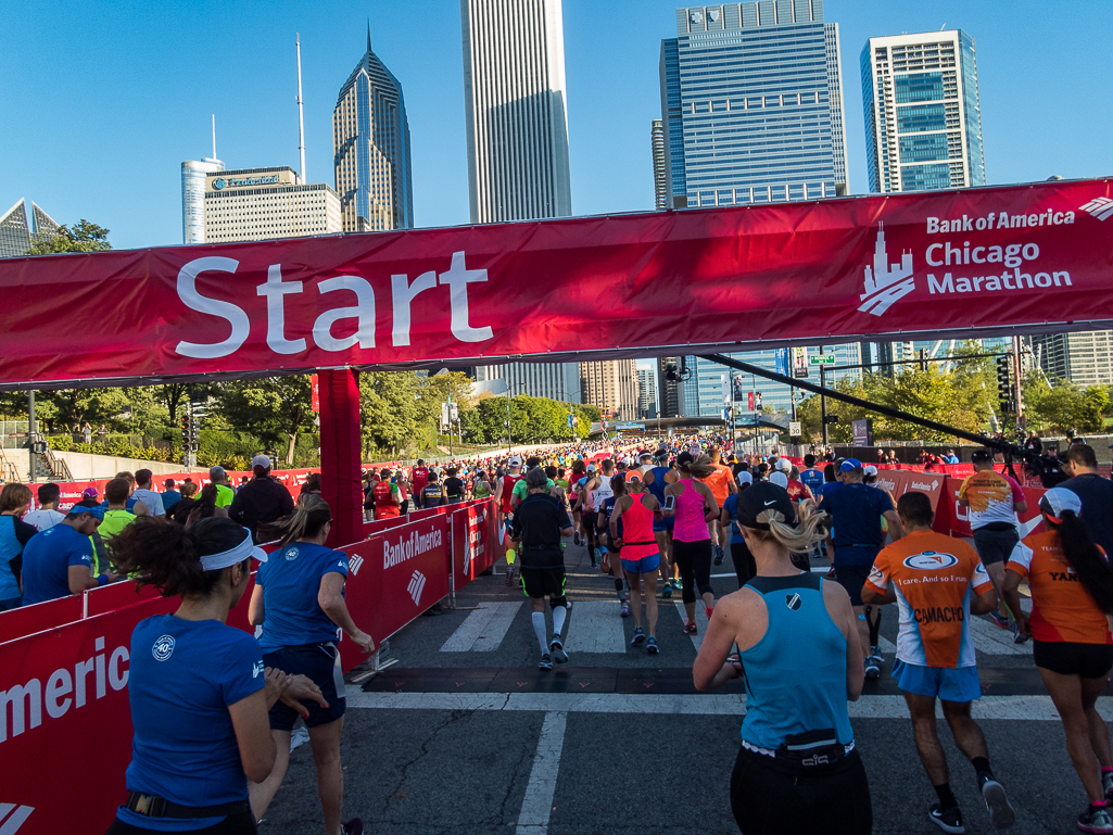 The Bank of America Chicago Marathon is the pinnacle of achievement for elite athletes and everyday runners alike Marathon Runners worldwide participate