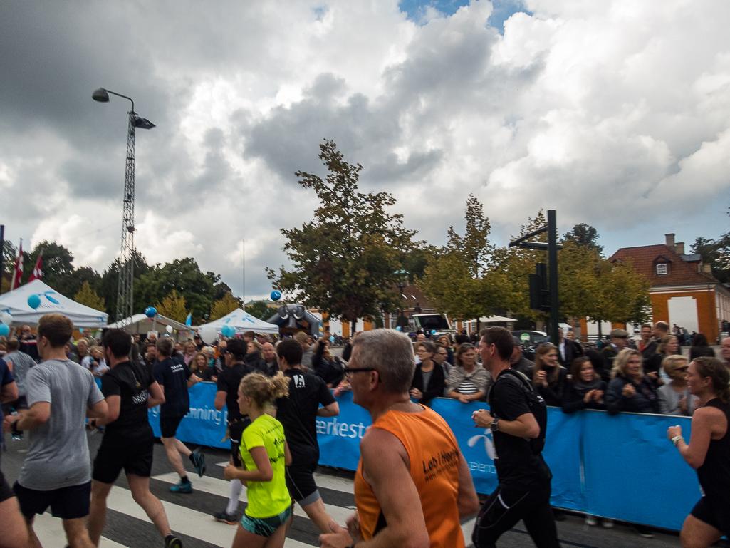 Copenhagen Half Marathon 2017 - Tor Rønnow