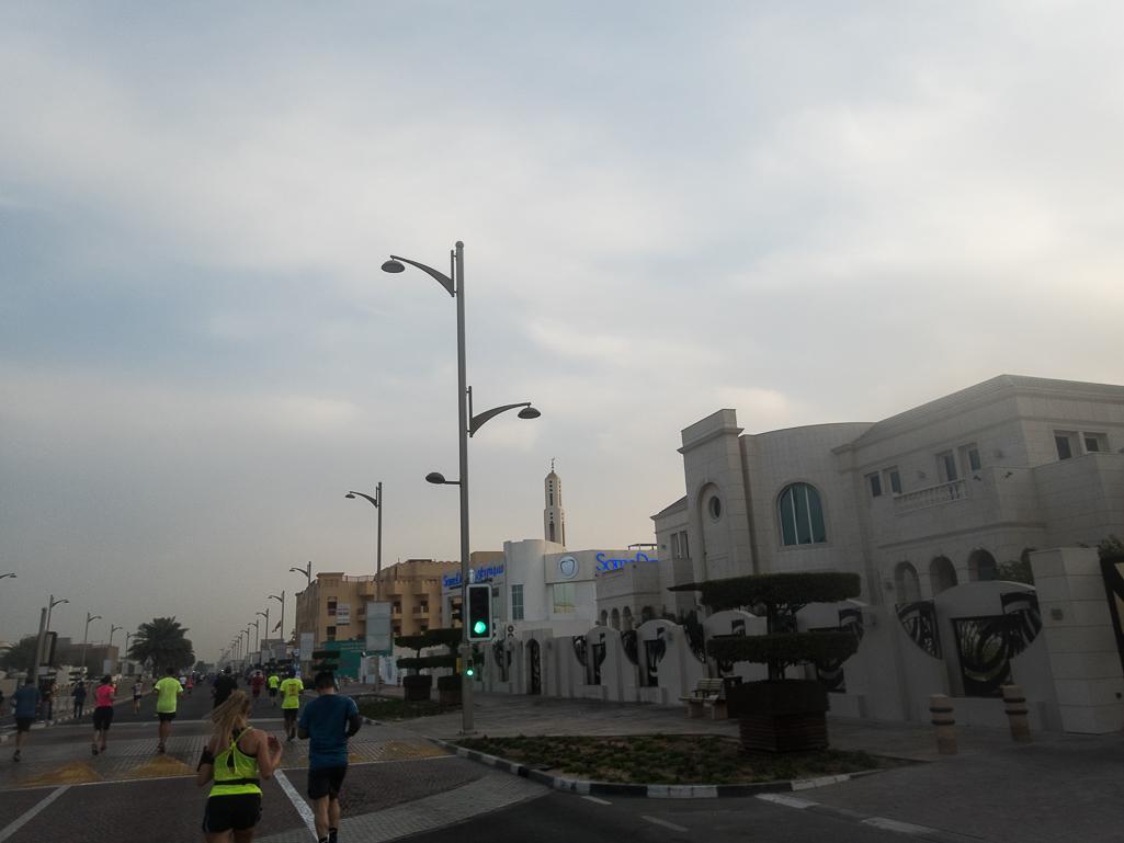 Dubai Marathon 2017 - Tor Rønnow