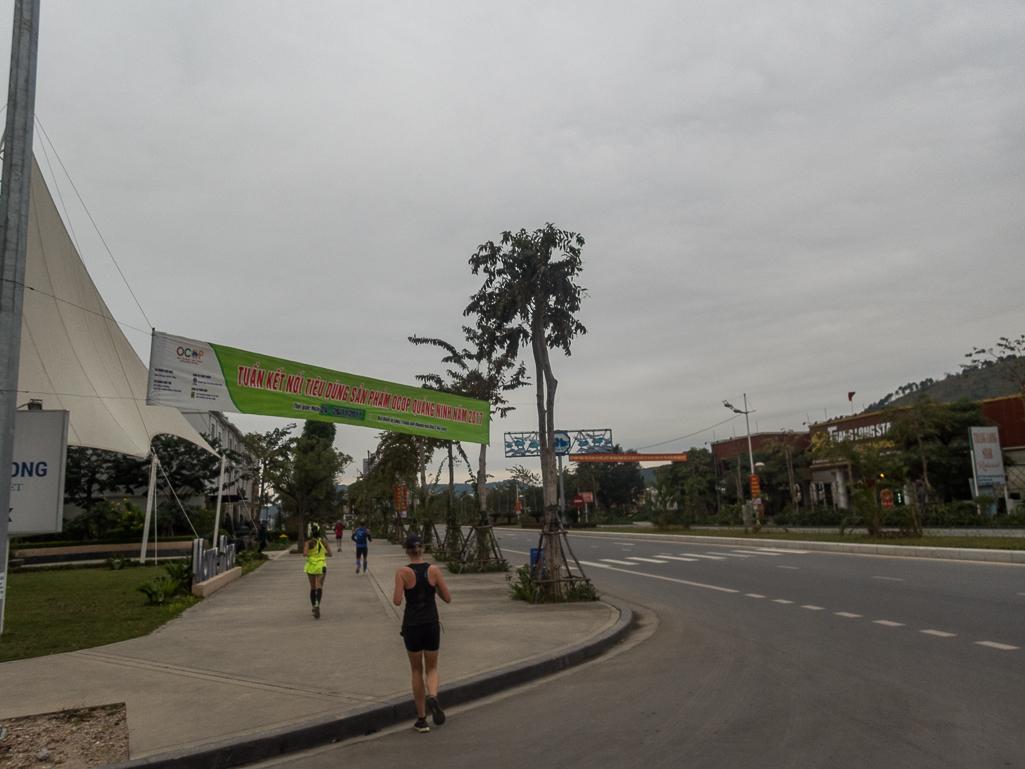 Halong Bay Heritage Marathon 2017 - Tor Rønnow