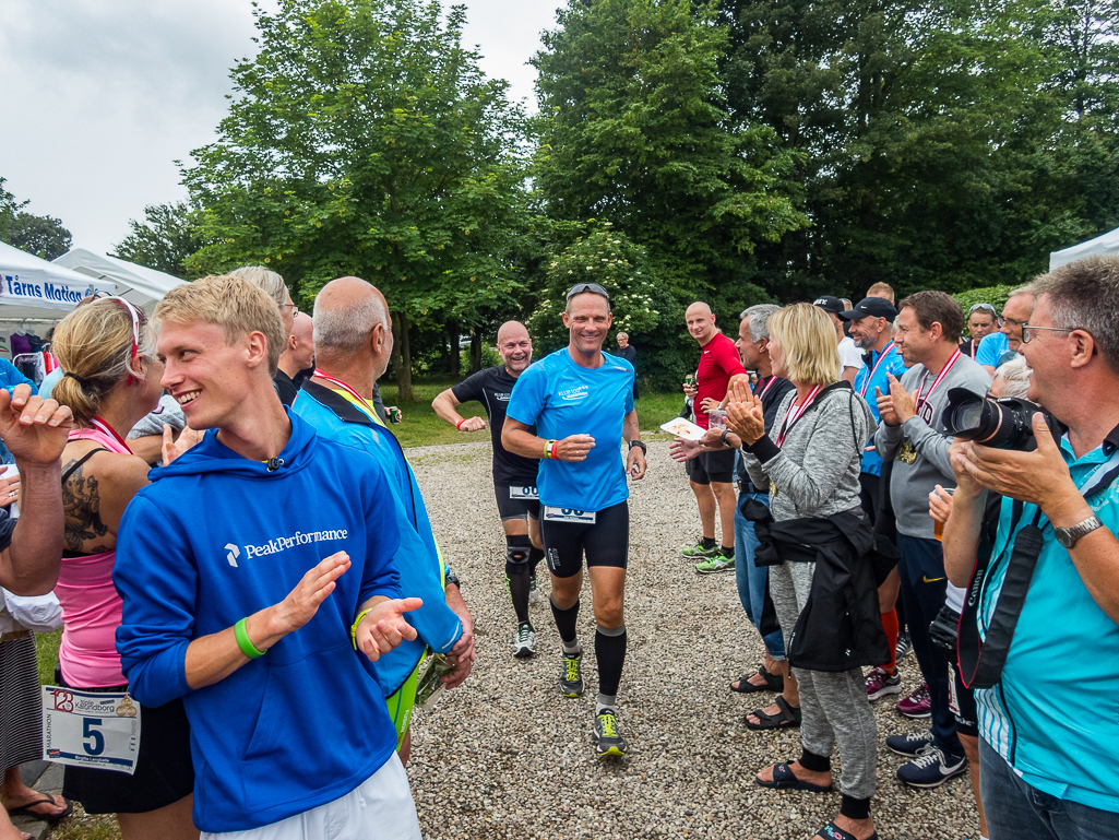 Kalundborg Triple Marathon 2017 nr. 2 - Claus Ø. #500 - Tor Rønnow