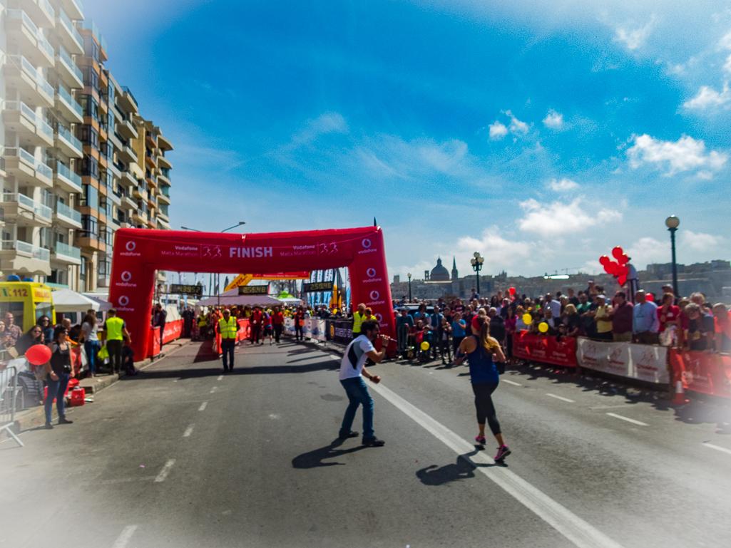 Vodafone Malta Marathon 2017 - Tor Rønnow