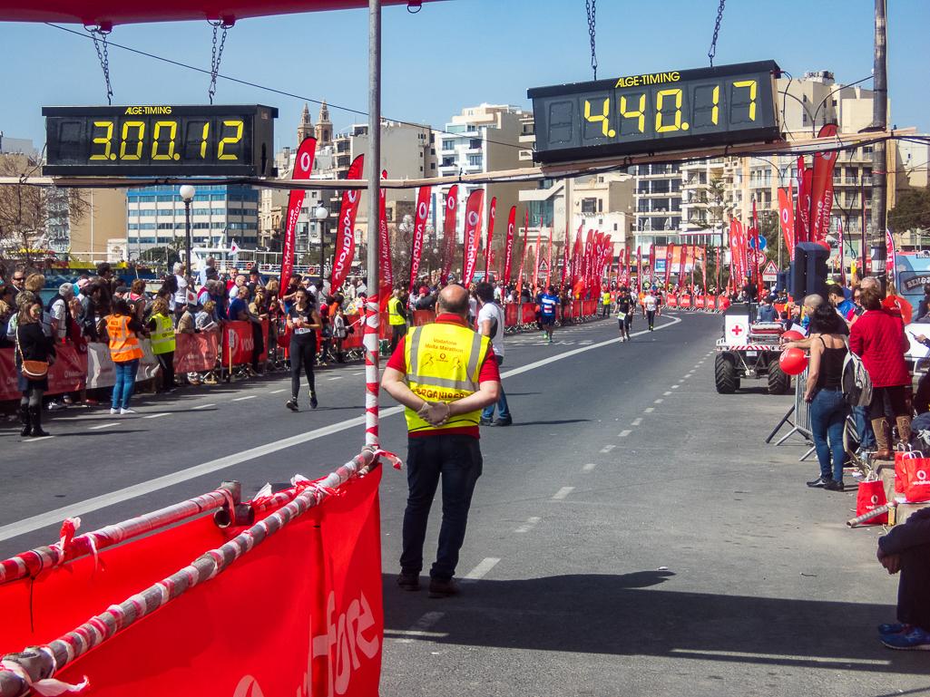 Malta Marathon 2017 - Tor Rønnow
