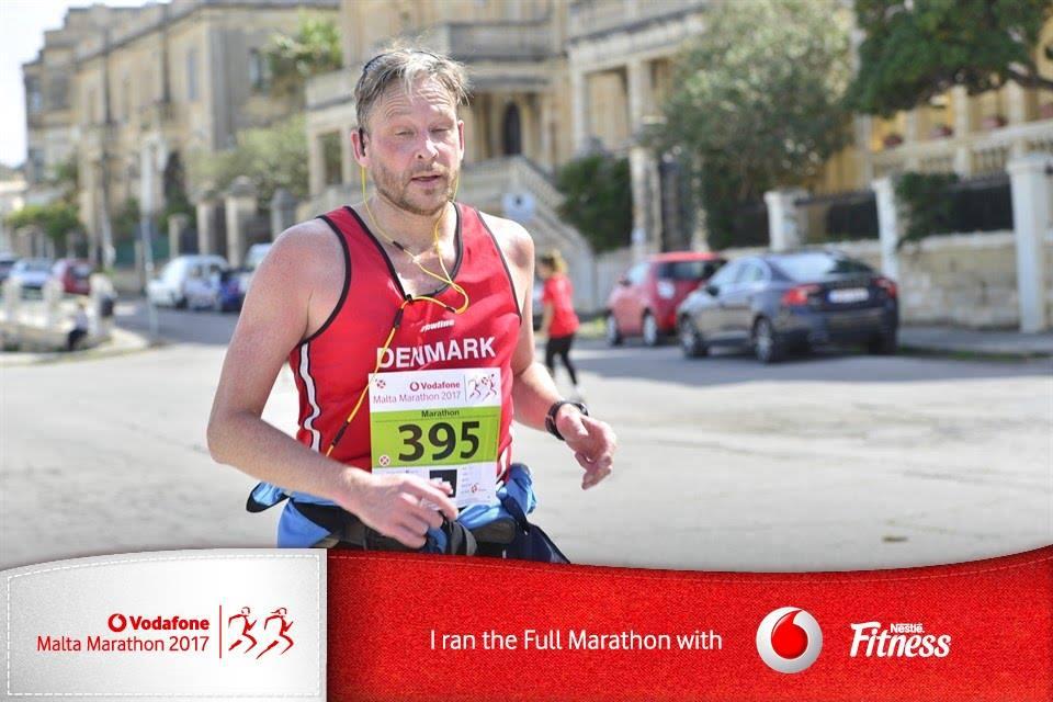 Malta Marathon 2017