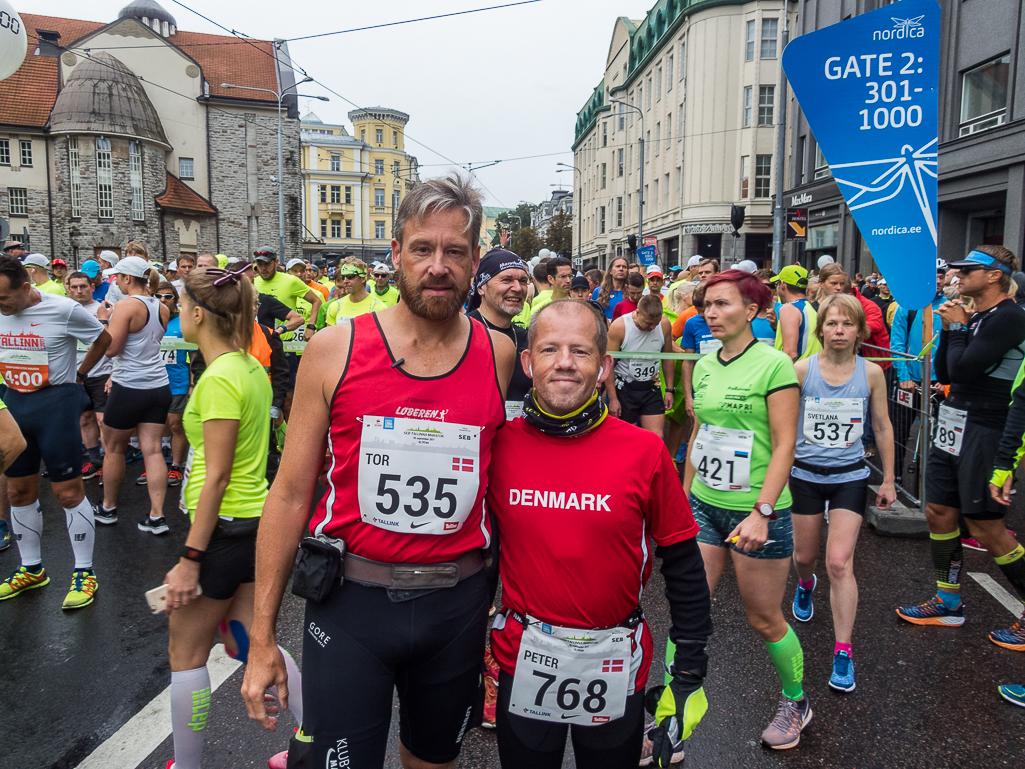 Tallinn Marathon 2017 - Tor Rønnow