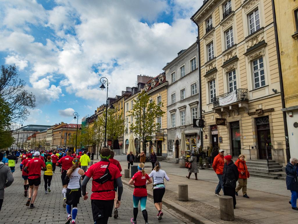 Warsaw Marathon 2017 - Tor Rønnow