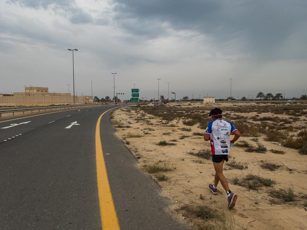 Bahrain Marathon 2018 - Tor Rønnow