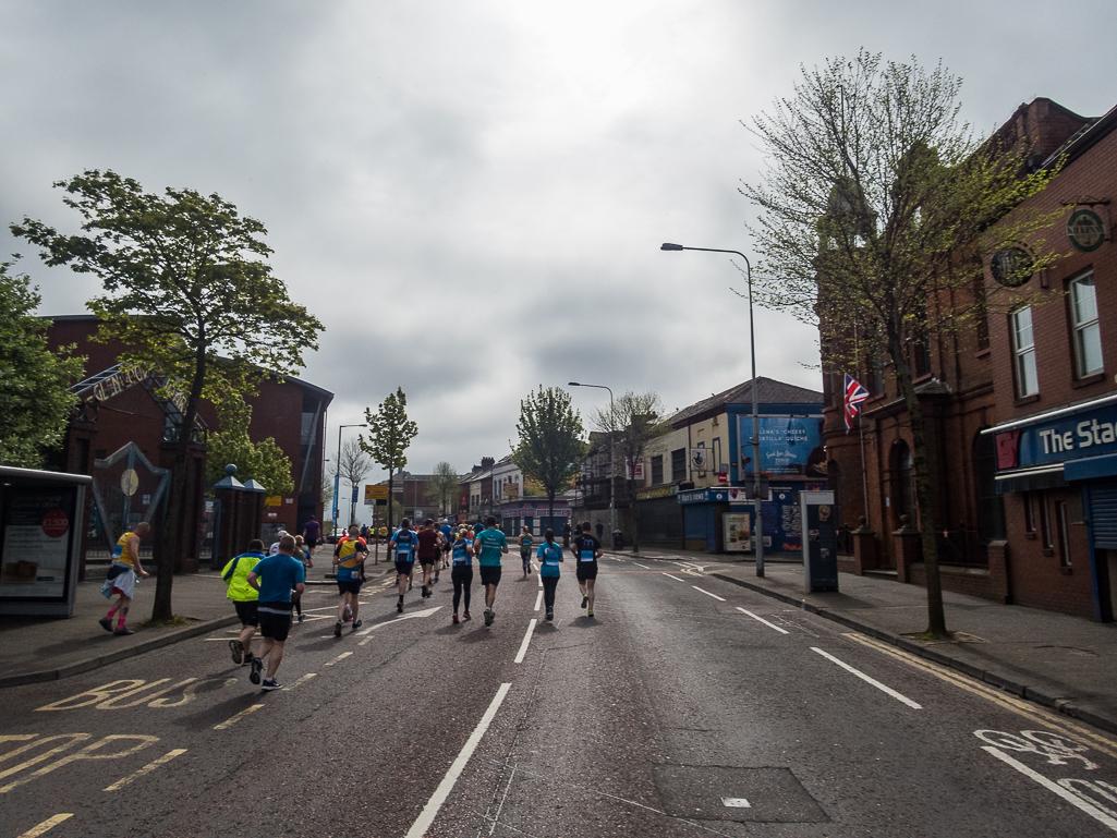Belfast Marathon 2018 - Tor Rønnow