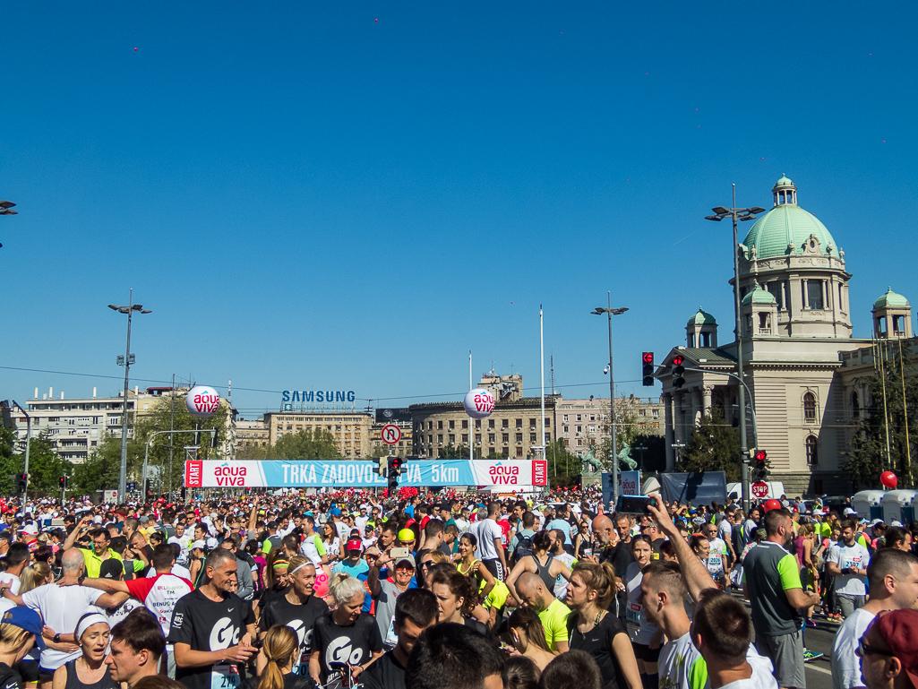 Belgrade Marathon 2018 - Tor Rønnow