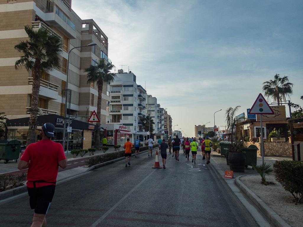 Larnaka Marathon 2018 - Tor Rønnow