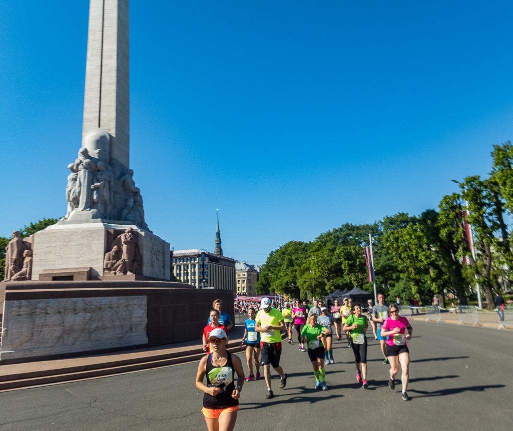 Riga Marathon 2018 - Tor Rønnow