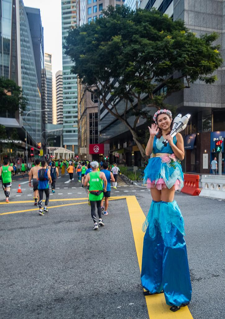 Standard Chartered Singapore Marathon 2018 - Tor Rønnow