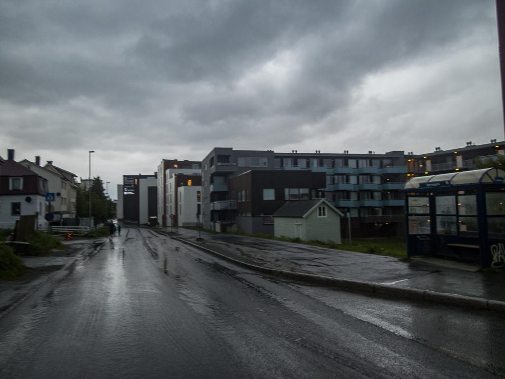 Tromsø Midnight Sun Marathon 2018 - Tor Rønnow