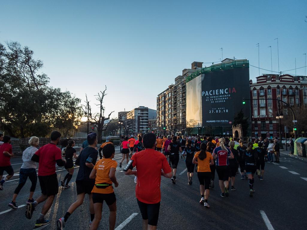 IAAF World Half Marathon Championships Valencia 2018 - Tor Rønnow