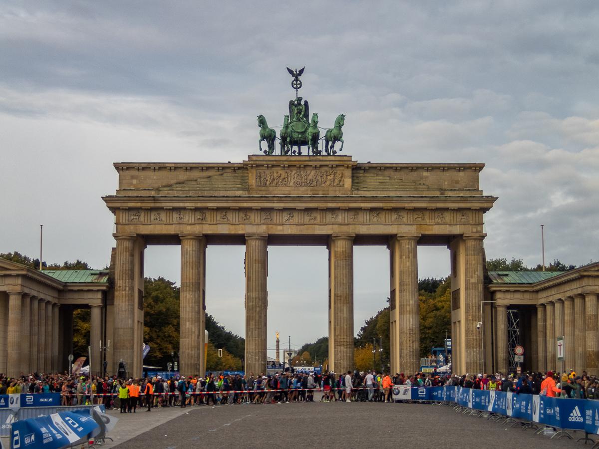 BMW Berlin Marathon 2019 - Tor Rønnow