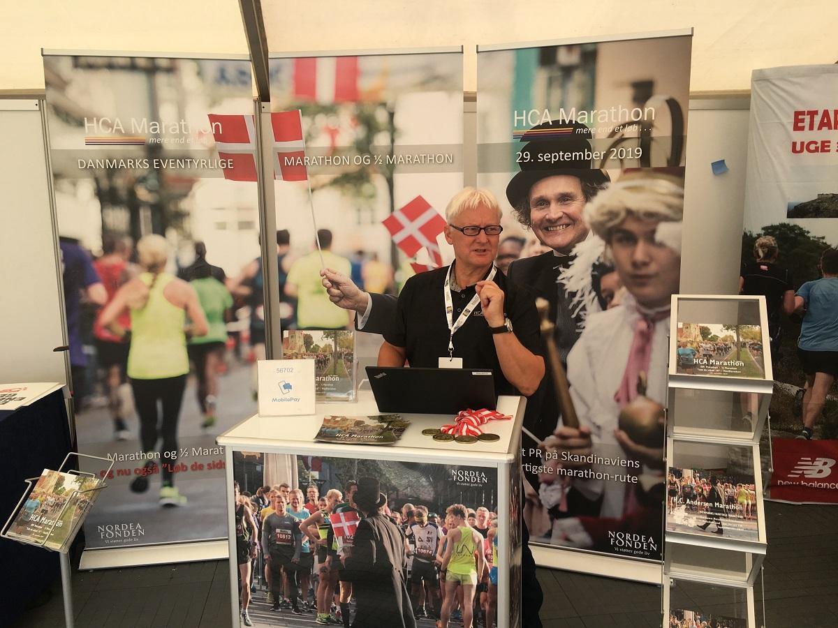 Copenhagen Half Marathon 2019 - Tor Rønnow