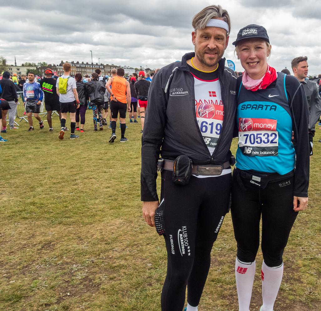 Virgin Money London Marathon 2019 - Tor Rønnow