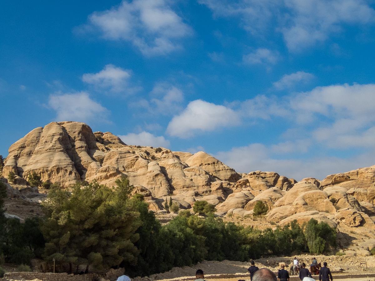 Petra Desert Marathon and the Dead Sea, Jordan - Tor Rønnow
