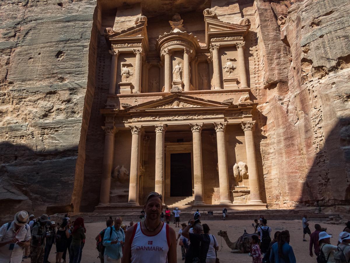 Petra Desert Marathon 2019 - Tor Rønnow