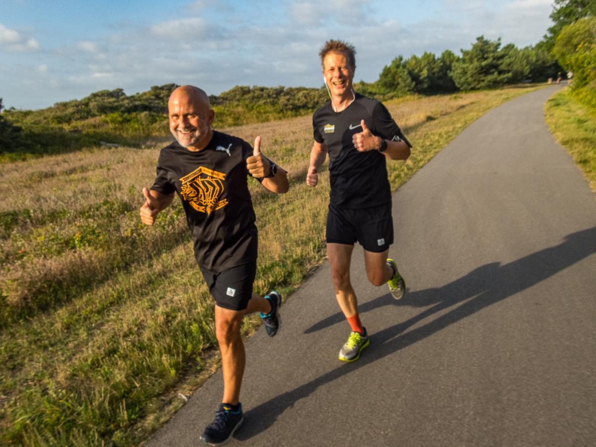 Skinnermaraton 11 august 2019 - Tor Rønnow