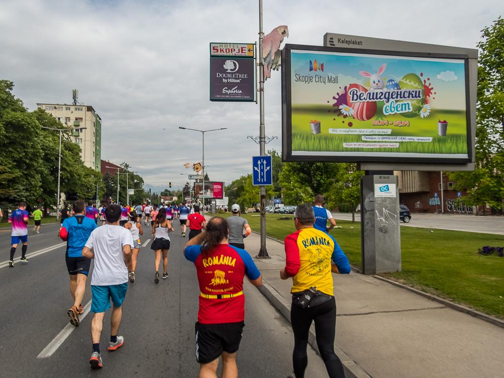 Wizz Air Skopje Marathon 2019 - Tor Rønnow