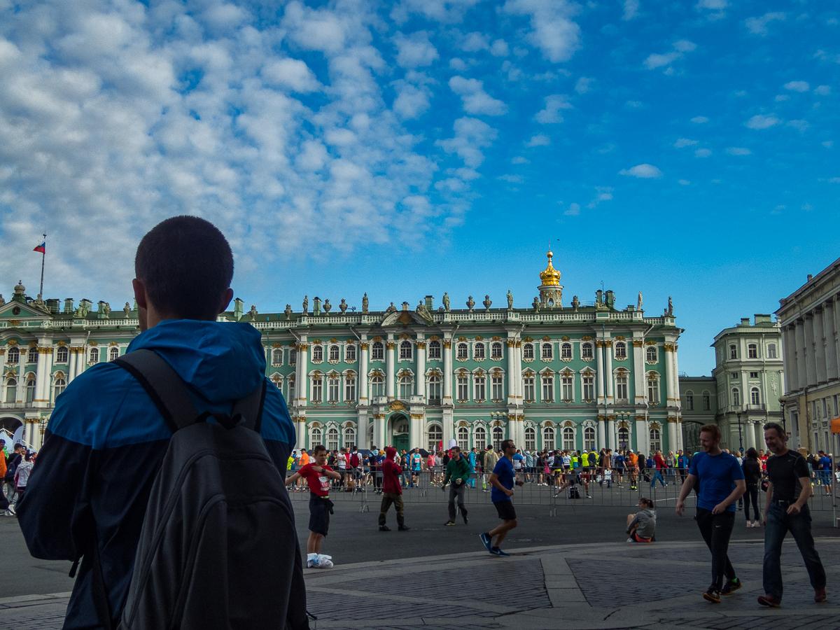 White Nights Marathon Saint Petersburg 2019 - Tor Rønnow