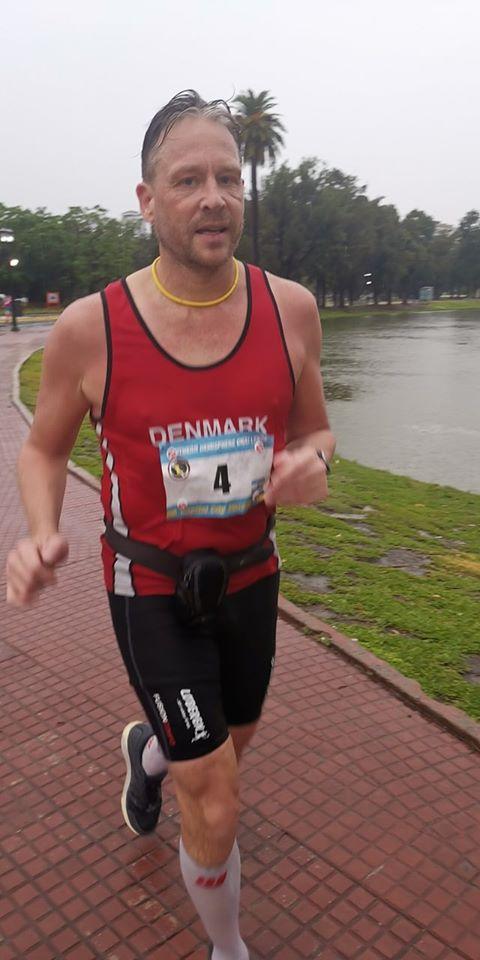 Capital City Marathon 2020 - Tor Rønnow