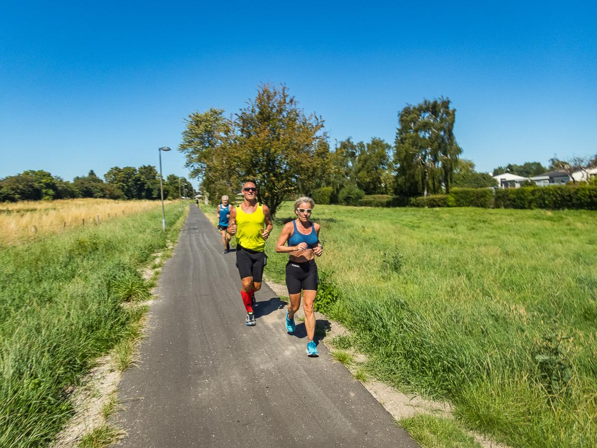 Eventyrkvarteret Marathon #1 01 august 2020 - Tor Rønnow