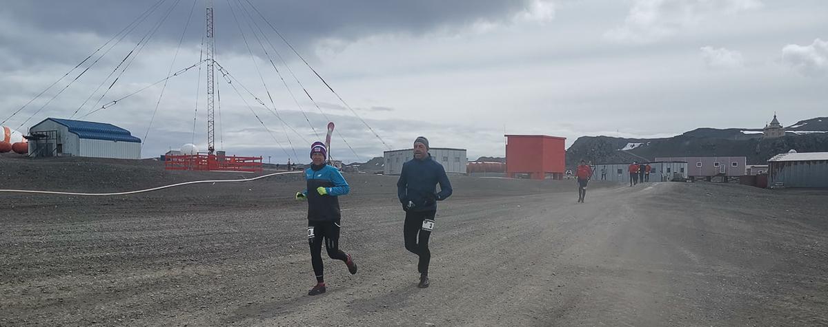 KGI Marathon 2020 - Antarctica - Tor Rønnow
