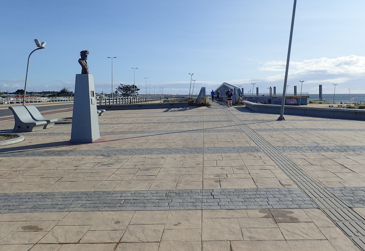 Magellan Marathon 2020 - Punta Arenas - Chile - Tor Rønnow
