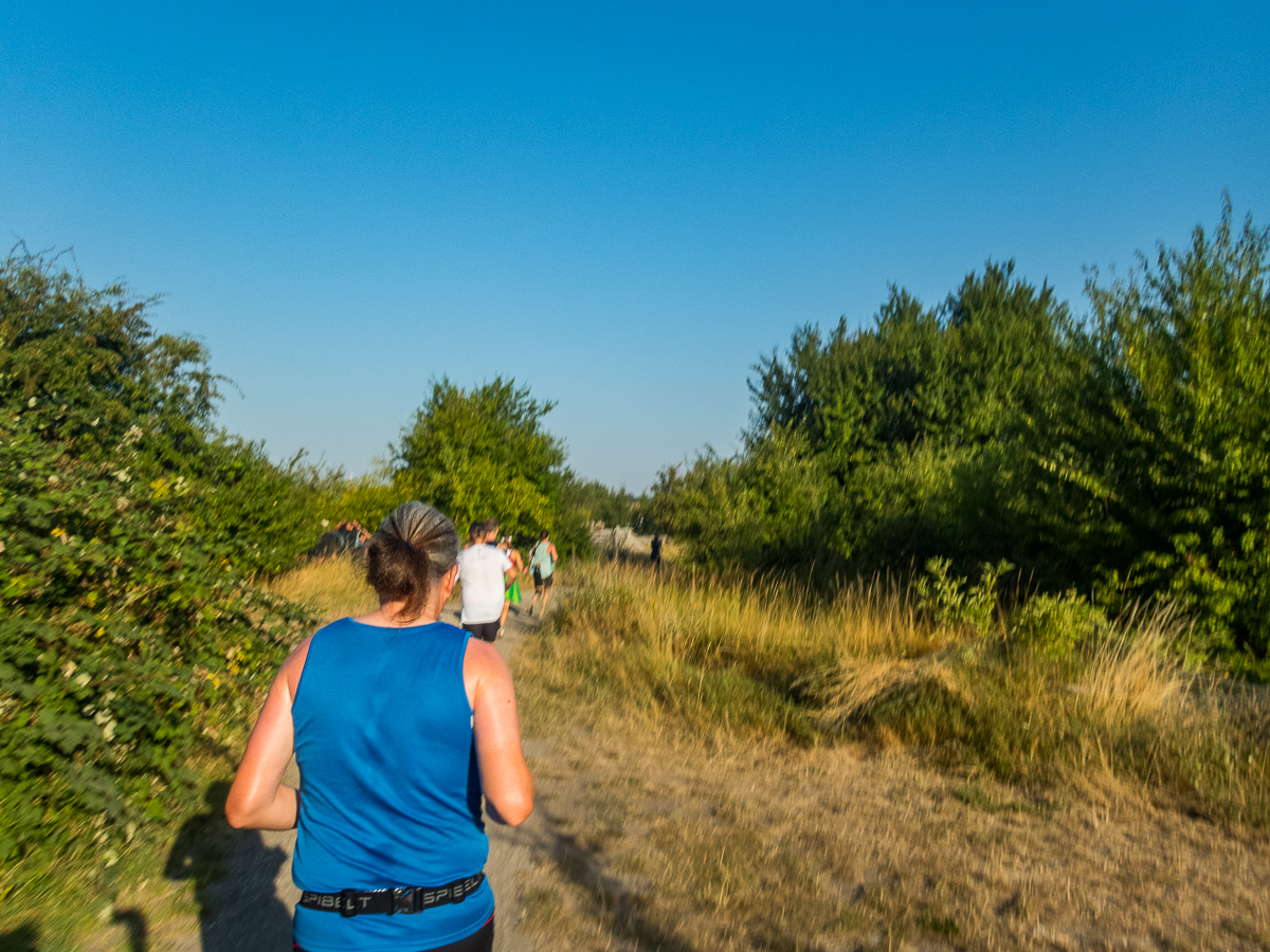 Rikke Steen Olsen Maraton #100 - Marathon PopUp 16 august 2020 - Tor Rønnow