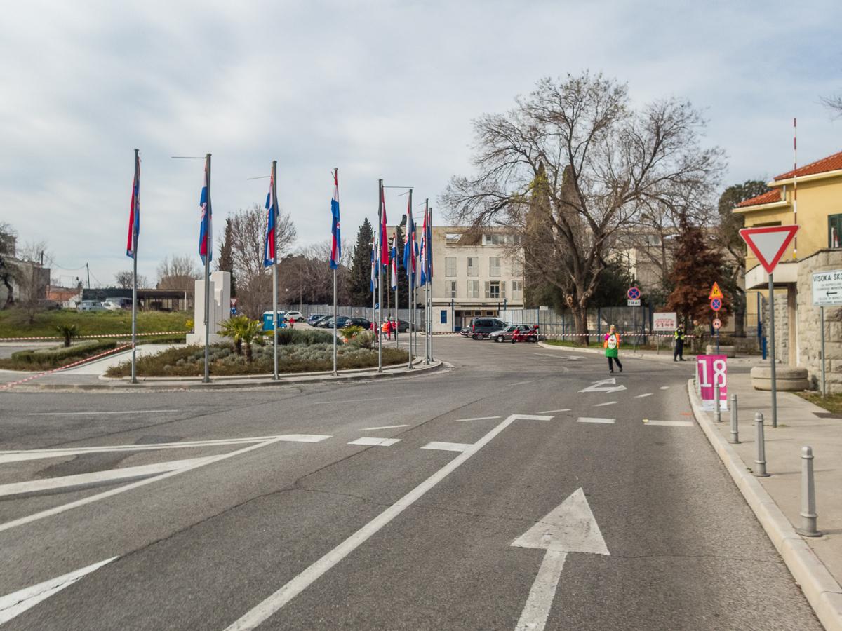 Split Marathon 2020 - Croatia - Tor Rønnow